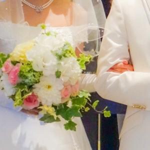結婚することがときめくのか、正直わかりません!