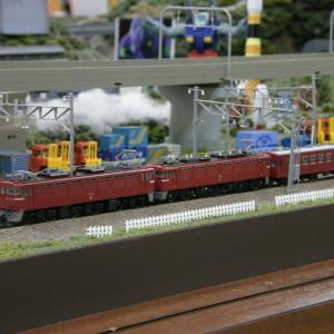 中古モデル(EF71形)を巡る逡巡。