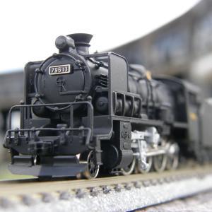 豊後森機関庫で、模型の写真を撮ってみました。