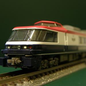 新規入線車両(マイクロエース キハ183系1000番台・シーボルト)。