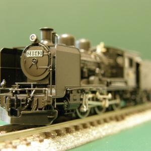 KATO「8620形 蒸気機関車・東北仕様」