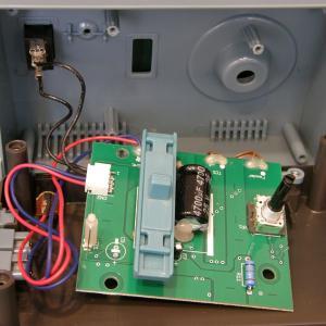トミックス「N-1001-CL」の分解整備。
