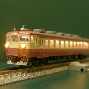 KATO「457系 急行形電車」