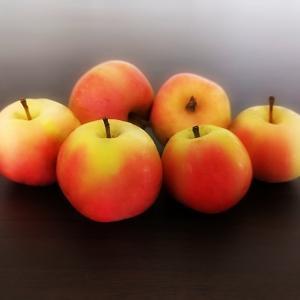 和りんごの実