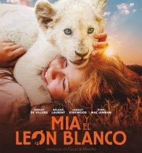 スペイン、外出禁止でもイースター休暇。映画「ミアと白いライオン」