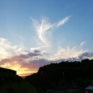 スペインー君は空に不死鳥雲を見たか!?