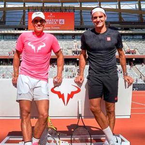 テニス。偉大なライバル関係が歴史を作る。フェデラーからラファエル・ナダルへの言葉