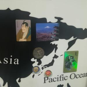 「日本のない世界地図」に日本を付け加えてみた!