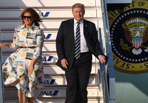 トランプ大統領- Presidente Trump