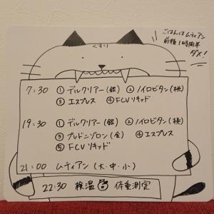 闘病生活13/84日目