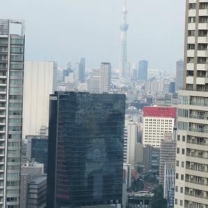 世界貿易センタービル展望台から②・・・