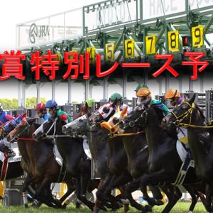 重賞特別レース予想(日)!!【ラジオNIKKEI賞2020 予想】【巴賞2020 予想】