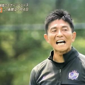 NHK全国放送にサンフレッチェ
