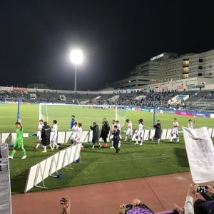 横浜FC戦、見事な勝利②