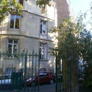 アレーヌ通り界隈(5区) Rue des Arènesの邸宅へ