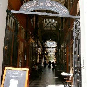 パサージュ博物館①パサージュ・デュ・グラン=セール2018