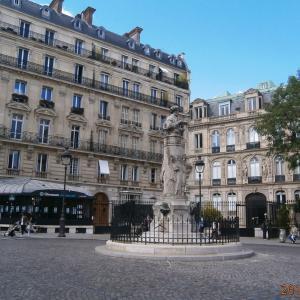 モンマルトルの麓、パリ市立ロマン主義美術館(9区)