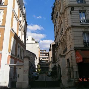 カンパーニュ・プルミエール通りの奇跡(幸運その3)