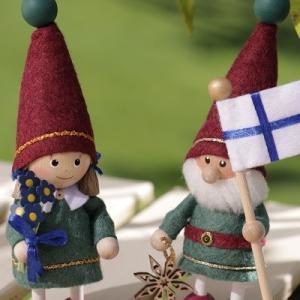 【北欧インテリア】大人が虜になる人形!メモリアルな年にふさわしい可愛いオブジェ♪