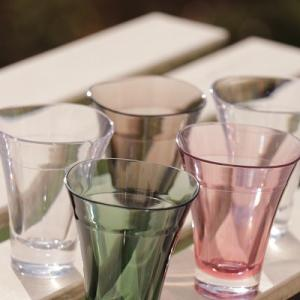 【Plakira】ガラスと見まごう美しさ♪飲み口のこだわりが職人技!