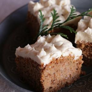 【クリスマスケーキ】北欧ヴィンテージに合わせた素朴なケーキ♪
