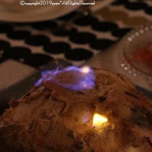 【X'mas2019】炎がきらめく心躍るクリスマスディナー♪