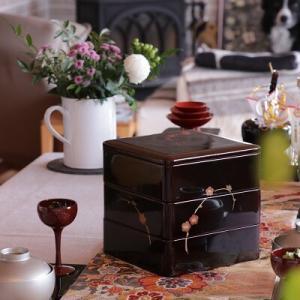【正月テーブルコーデ】ハレの日を彩る布一枚!