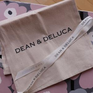 【DEAN&DELUCA】素敵なロゴを生かしてリメイク♪