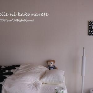 【マリメッコ】シンプルな部屋にはダイナミックな柄がちょうどいい♪