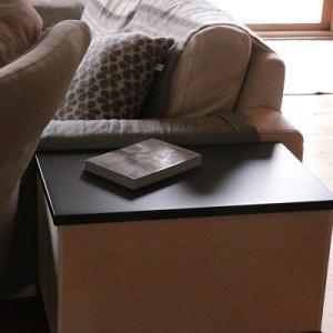 【IKEA】新商品が素敵!収納にもコーヒーテーブルにもなる男前なローヴァロール♪