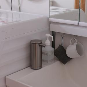 【洗面所】コレを迎えてこの掃除を卒業できました♪