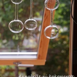【夏の大掃除】ガラスのオブジェを割らないためには!&香りのDIY
