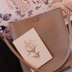 【国産の上質なバッグ】待ったかいありのSTUDIO LA CAUSEさんの素敵なバッグ♪&おススメしたいお店エンベロープ