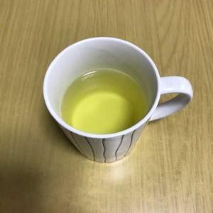レモングラスティーを作りました。