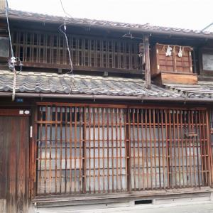 四間道の屋根神様(名古屋その9)