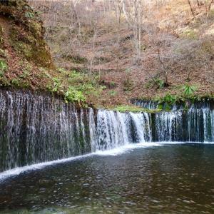白糸の滝(軽井沢その4)
