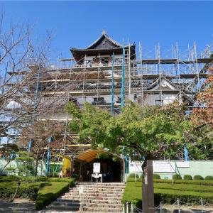 国宝・犬山城(愛知・犬山その2)