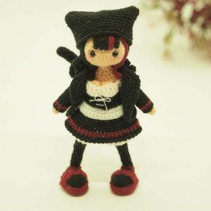 オーダー品 黒猫な女の子