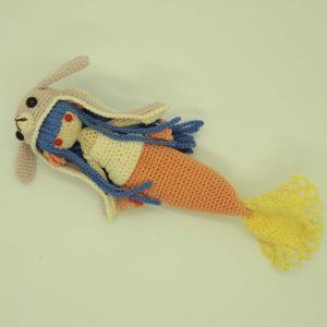 オーダー品人魚の着ぐるみ
