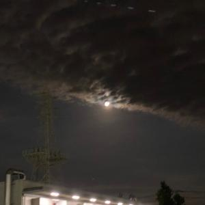 本気の節約リベンジ前夜の神秘的な空