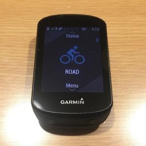 GARMIN - EDGE530を購入しました。