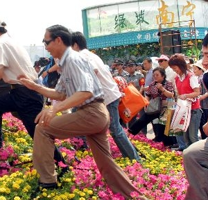 中国に対しての香港人・マカオ人の感情