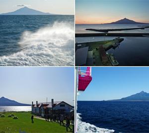 いろいろ日記:礼文島・利尻島旅行 その1 利尻島