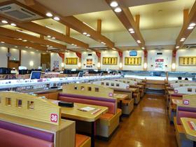 ランチ日記:回転寿司