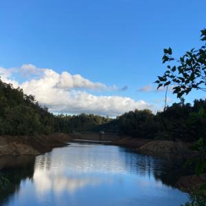 オークランドのダム