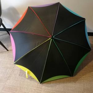 これはオススメ!DAISOできる買った安くて可愛くて丈夫な傘