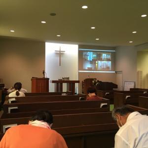 東京4教会合同主日礼拝「新しいことを行う」