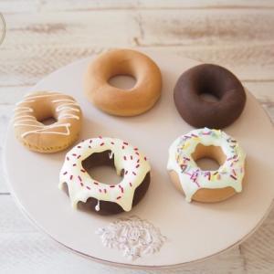 生徒様作品♪ドーナツ♪ケーキポップ♪カップケーキ♪