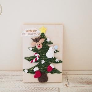 生徒様作品♪クリスマスカード♪ご祝儀袋♪