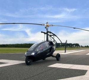 世界初「空飛ぶ自動車」の予約開始 納期は来年末